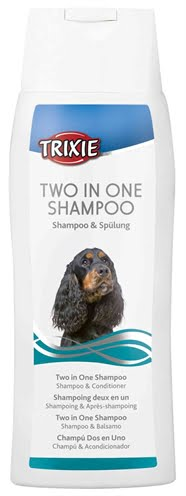 Trixie shampoo 2-in-1 (250 ML)
