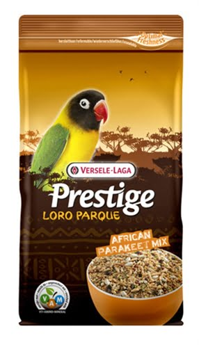 Prestige premium loro parque afrikaanse grote parkiet mix (1 KG)