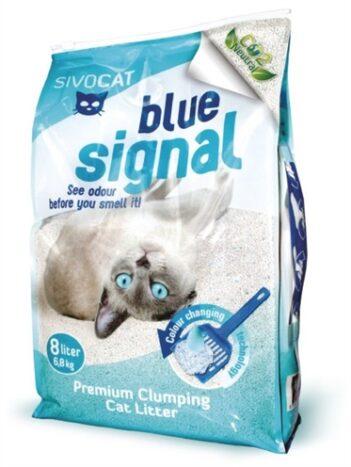 Sivocat blue signal (8 LTR)