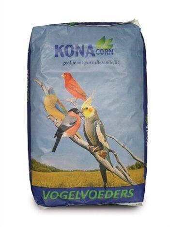 Konacorn papegaaienvoer deluxe (12,5 KG)