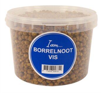 I am borrelnoot vis (3 LTR)