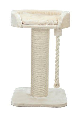 Trixie krabpaal klara xxl creme (60X60X100 CM)