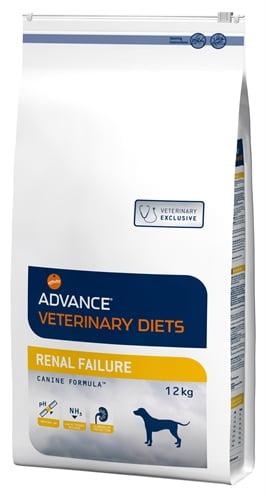 Advance hond veterinary diet renal failure (12 KG)