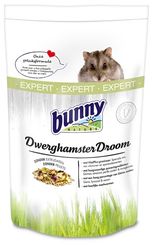 Bunny nature dwerghamsterdroom expert (500 GR)