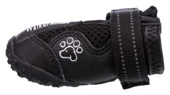 Trixie pootbescherming walker active zwart (S-M 2 ST)