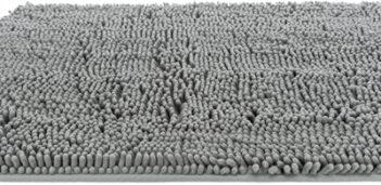 Trixie schoonloopmat waterdicht grijs (80X60 CM)
