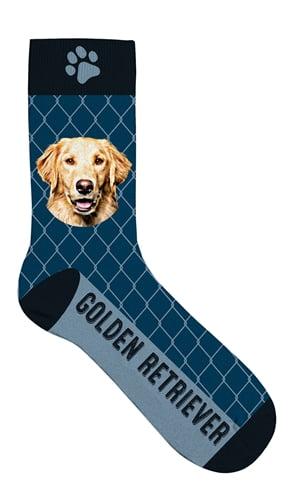 Sokken golden retriever (36-41)