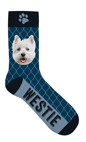 Sokken westie (42-45)