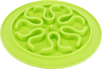Trixie voermat slow feed silicone assorti (24X24 CM)