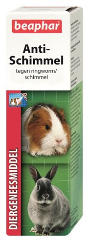 Beaphar anti-schimmel/ringworm
