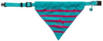 Trixie halsband kat met zakdoek assorti