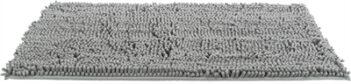 Trixie schoonloopmat waterdicht grijs (60X50 CM)