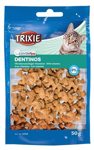 Trixie denta fun dentinos met vitamines (50 GR)
