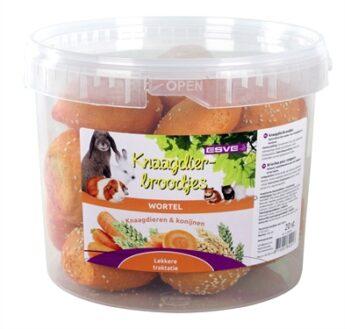 Esve wortelbroodjes (20 ST)