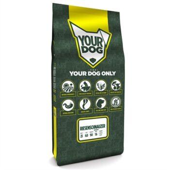 Yourdog riesenschnauzer senior (12 KG)
