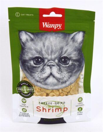 Wanpy freeze dried shrimp (80 GR)