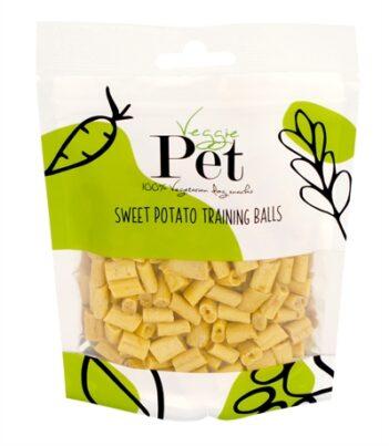Veggie pet sweet potato training balls (100 GR)