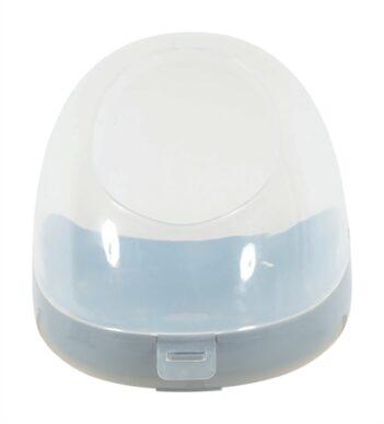 Zolux toilet voor chinchilla beige (28X19X18,5 CM)