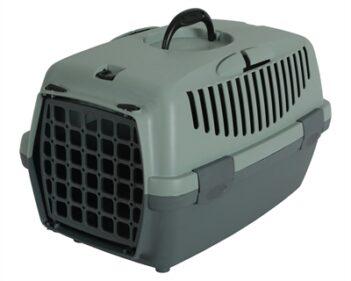 Zolux transportbox gulliver 1 gerecycled plastic groen (48X32X31 CM)