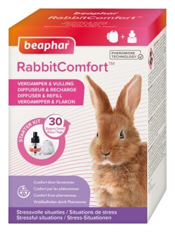 Beaphar rabbitcomfort starterskit verdamper + vulling (48 ML)