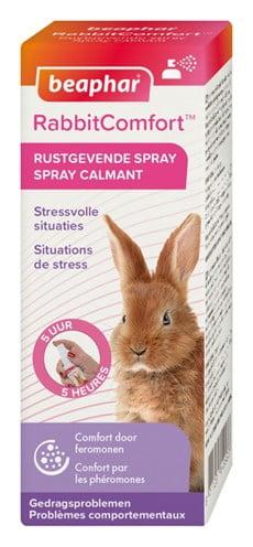 Beaphar rabbitcomfort rustgevende spray (30 ML)