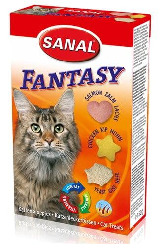 Sanal cat fantasy snacks (150 GR)